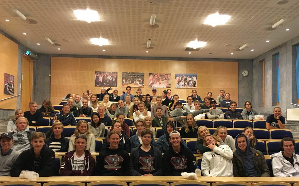 Bra elever på Asker VGS!